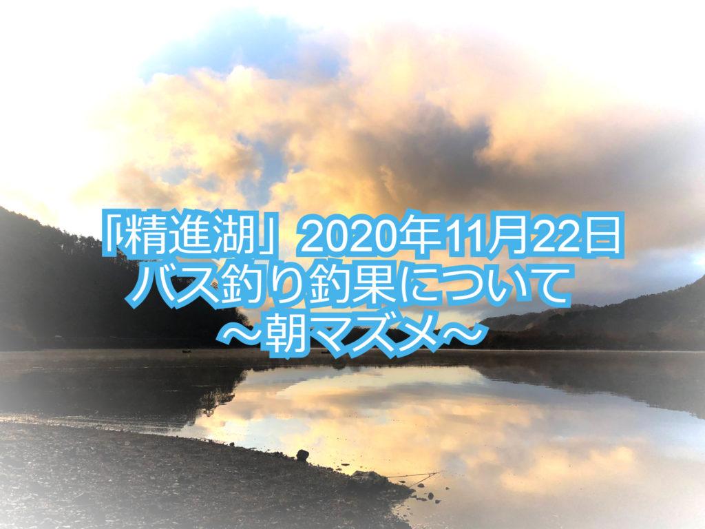 精進湖2020-11-22